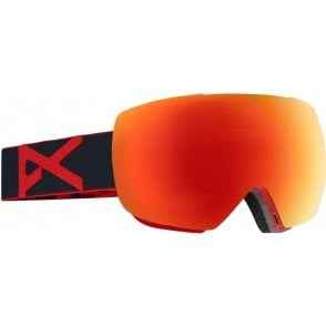 MIG Snowboard Goggles - 2017 Redeye / Red Solex