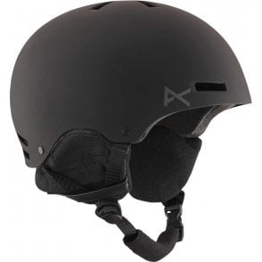 Anon Raider Snowboard Helmet - Black