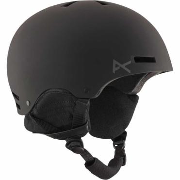 Raider Snowboard Helmet - Black
