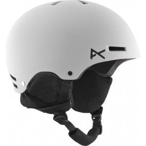 Anon Raider Snowboard Helmet - White
