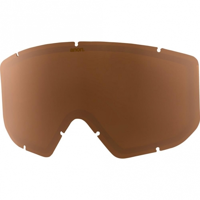 Anon Relapse Goggle Replacement Lens - Amber