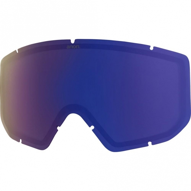 Anon Relapse Goggle Replacement Lens - Blue Cobalt