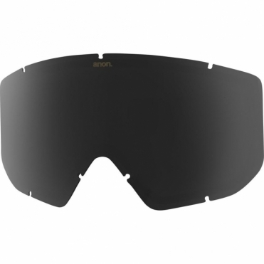 Relapse Goggle Replacement Lens - Dark Smoke