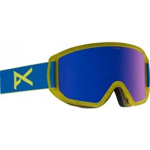 Relapse Goggles - 2018 Blue / Blue Cobalt