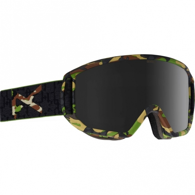Anon Relapse Goggles - 2018 Circle Camo / Dark Smoke