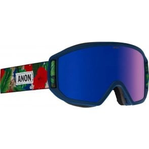 Anon Relapse Goggles - 2018 MPI Blue / Blue Cobalt