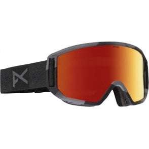 Relapse Goggles - Undefeated/Red Solex