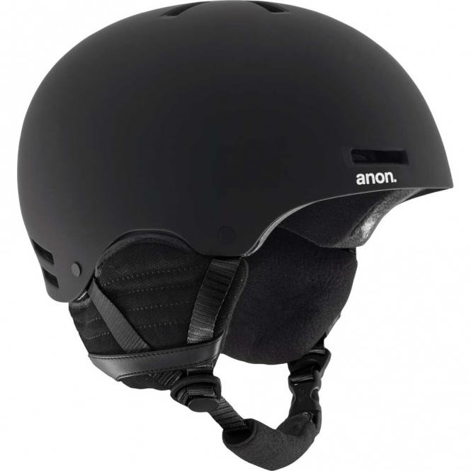 Anon Rime Snowboard Helmet - Black