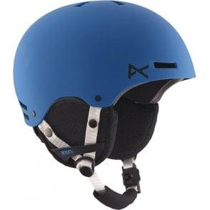 Anon Rime Snowboard Helmet - Blue