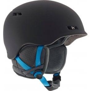Rodan Snowboard Helmet - Black / Blue