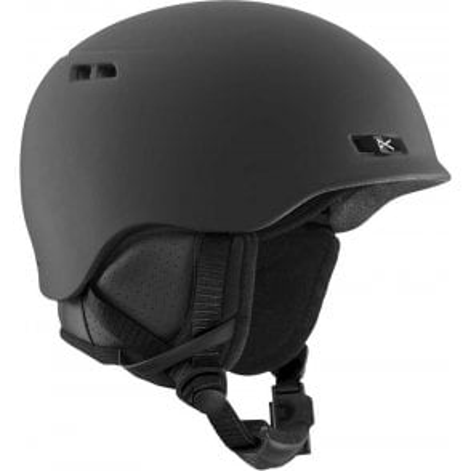 Rodan Snowboard Helmet - Black