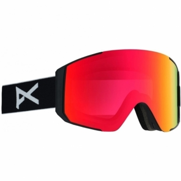 Anon Sync Goggles - 2020 Black / Sonar Red