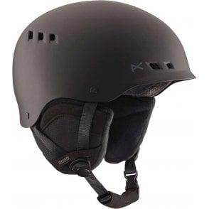 Talan Snowboard Helmet - Black