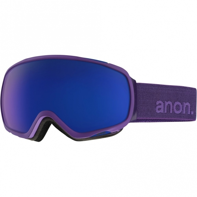 Anon Tempest Goggles - Imperial /Blue Cobalt