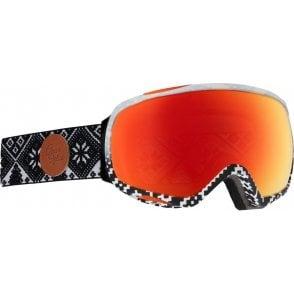 Tempest Snowboard Goggles - Apres / Red Solex