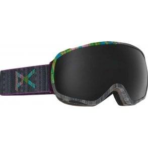 Tempest Snowboard Goggles - Tribe /Dark Smoke