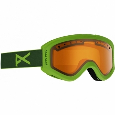 Anon Tracker Youth Goggles - Green / Amber