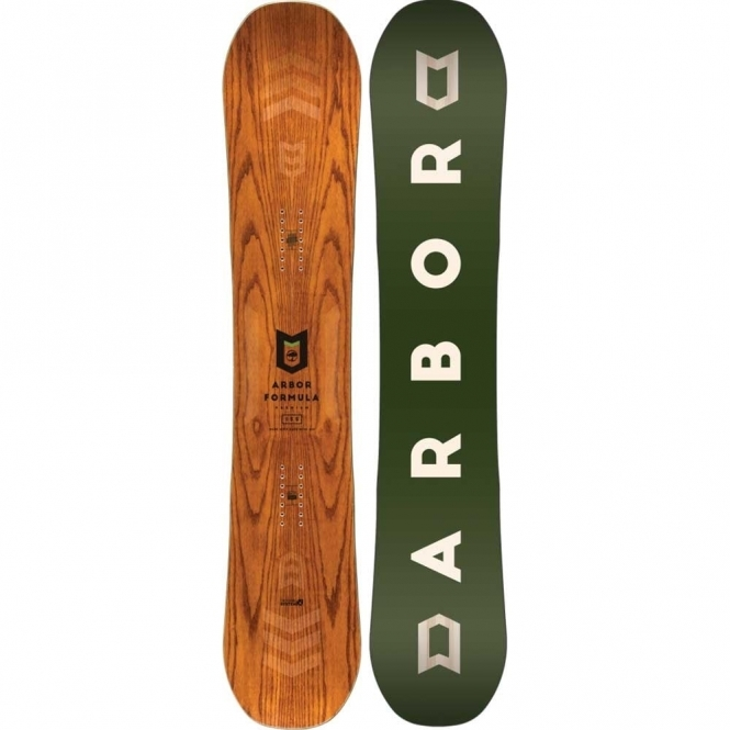 Arbor Formula Premium Snowboard 159 MW