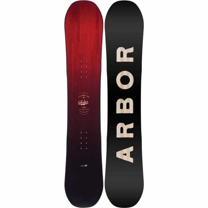 Arbor Foundation Snowboard 158