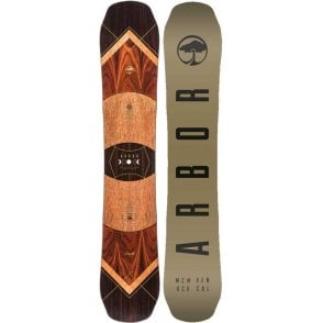 Arbor Wasteland Snowboard 158