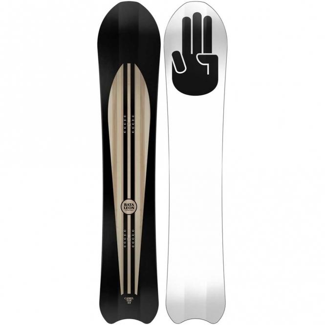 Camel Toe Snowboard 158