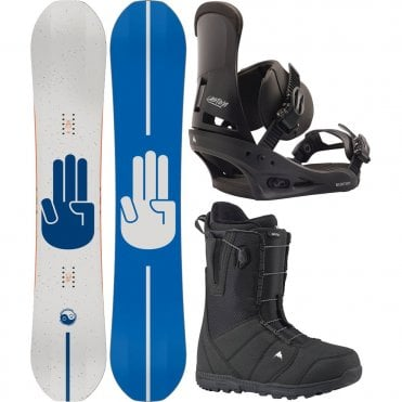 Bataleon Chaser Snowboard Package