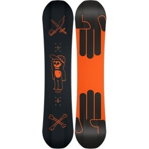 Mini Shred Snowboard Set 120