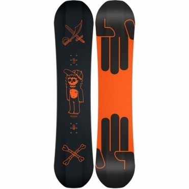 Mini Shred Snowboard Set 130