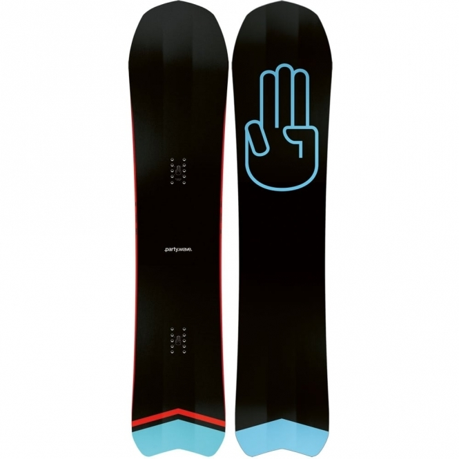Bataleon Party Wave Snowboard 148