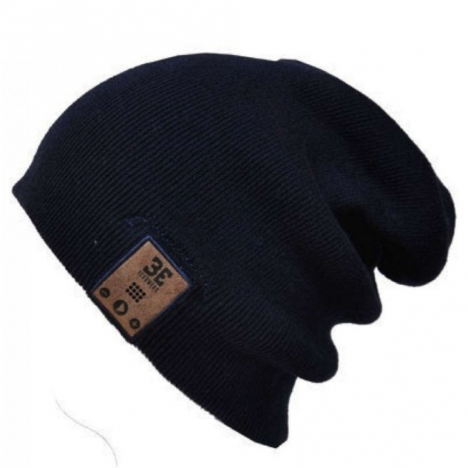 BE Heawear 24/7 Tall Fit Slouch Beanie - Back