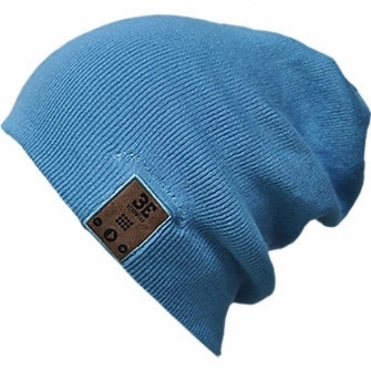 BE Heawear 24/7 Tall Fit Slouch Beanie - Blue