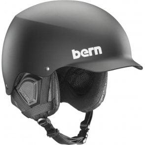 Baker Snowboard Helmet - Matte Black