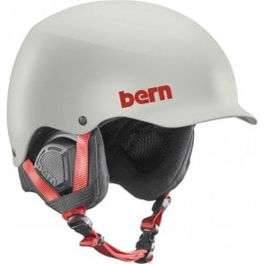 Baker Snowboard Helmet - Satin Light Grey