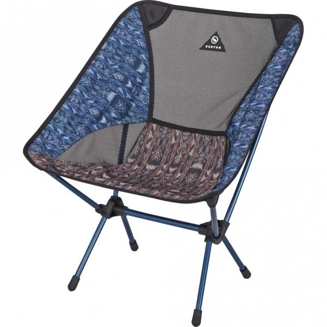 Burton Big Agnes x Helinox x Burton Camp Chair