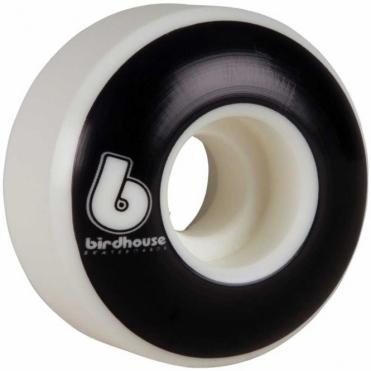 B Logo Skateboard Wheels 52mm