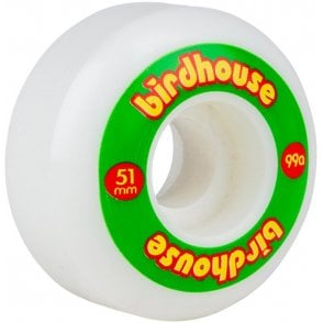 Birdhouse Logo Skateboard Wheels 51mm