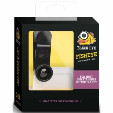 Fish Eye Smartphone Lens