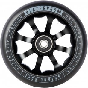 Blazer Pro Octane Scooter Wheel - 110mm Black