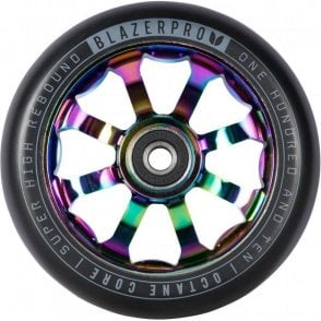 Blazer Pro Octane Scooter Wheel - 110mm Neochrome