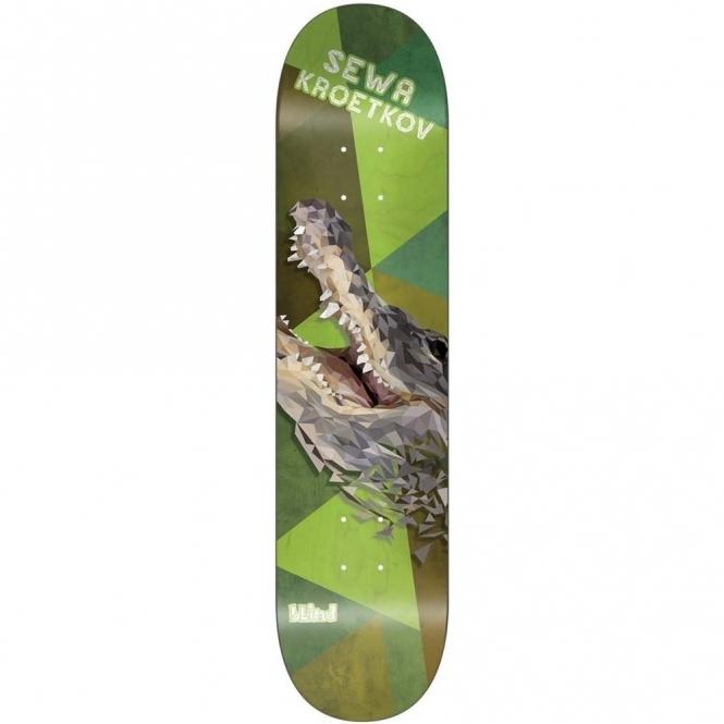 """Blind Kroetkov Polymal Skateboard 8.25"""""""