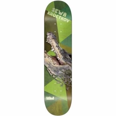 """Kroetkov Polymal Skateboard 8.25"""""""
