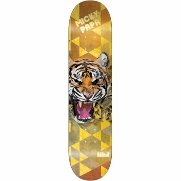 "Papa Polymal Skateboard 8.0"""