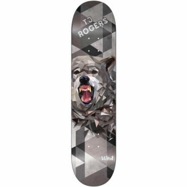 "Rogers Polymal Skateboard 8.0"""