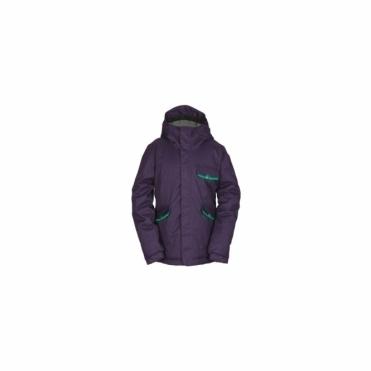 Aster Snowboard Jacket - Plum