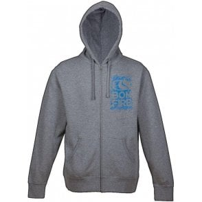 Chalk Hoodie - Heather Grey
