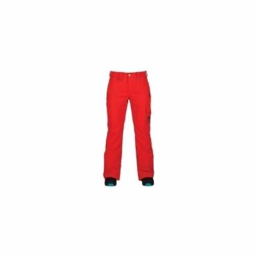 Charlie Snowboard Pants - Poppy