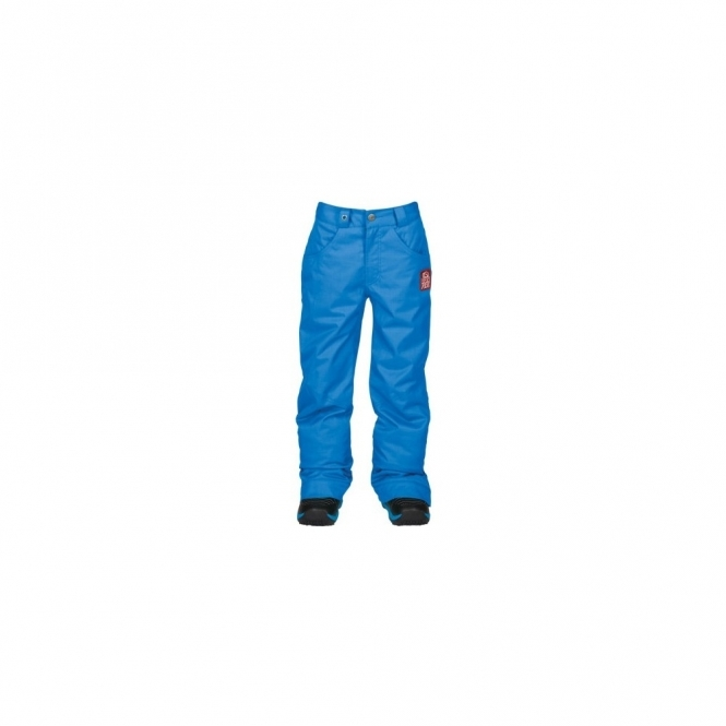 Bonfire Derby Youth Snowboard Pants - Cobalt