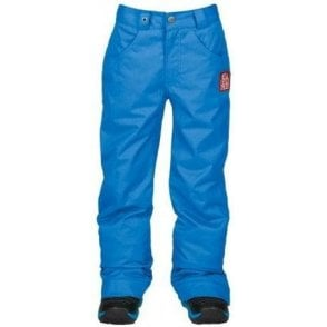 Derby Youth Snowboard Pants - Cobalt