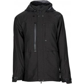 Bonfire Men's Terra 3in1 Snowboard Jacket - Black