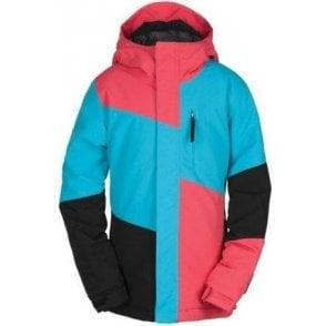 Bonfire Myrtle Snowboard Jacket - Tango